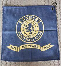 New listing Rangers Fc 150 Years Golf Towel