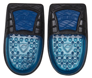 Sof Sole AIRR CUP running gym walking HEEL SUPPORT Insoles UK 7-10 EU 41-44