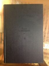Yale Class Day Book 1922 And History Of The Class Of 1922 Yale University