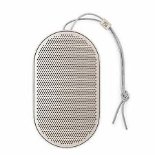 B&o BeoPlay P2 Sand Stone Bluetooth Speaker by Bang & Olufsen Portable