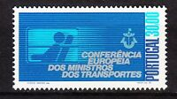 Portugal 1983 MNH Sc 1574 Mi 1602 European Conference of Ministers of transport