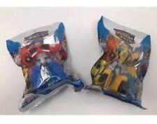 Transformers Rescue Bots Playskool Heroes Optimus Prime & Bumblebee- 2 Pack
