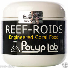 Reef Roids Polyp Lab Coral Food 4 oz Planktonic Coral Food FREE USA SHIPPING