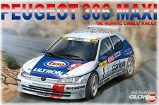 NUNU-BEEMAX: Peugeot 306 MAXI 96 Monte Carlo Rally in 1:24 [4545024009]