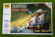 Zvezda Santa Maria CRISTOFORO COLOMBO ammiraglia 1/350 KIT SCALA 6510