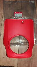 NOS HONDA XL 185 S XL 500 SB XR 500 RED HEAD LIGHT COVER CASE 61301-437-940ZC
