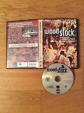 WOODSTOCK - DIRECTOR'S CUT - 3 GIORNI DI PACE, AMORE E MUSICA - DVD