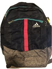 NWT Adidas Stratton Backpack Multicolor Navy Blue  Women's Girls Grey Pink