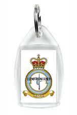 ROYAL AIR FORCE 37 REGIMENT SQUADRON KEY RING (ACRYLIC)