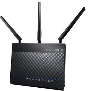 WiFi Router ASUS RT-AC68U Rev. E1 CPU 2x 1GHz AC1900 AiMesh GBLan