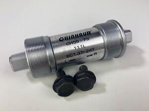 CRANKSET BOTTOM BRACKET BB 73x110 mm SEALED CH55 CHINHAUR 1.37 x 24T ENGLISH BB