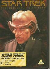 Star Trek The Next Generation TNG 3 DVD