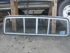 86 87 88 89 90 91 92 93 94 95 96 FORD F150 REAR REAR BACK SLIDING GLASS