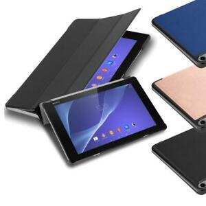 """Case for Sony Xperia Tablet Z2 (10.1"""" Zoll) SGP521 Tablet Smart Cover Wake Up Bo"""