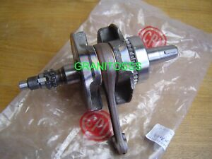CPI SM 250 crankshaft assy part number 73A-04100-00-00 - New, Made in Taiwan!