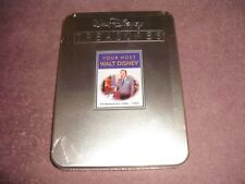 Disney Treasures Your Host Walt Disney TV Memories 56-65 LIMITED TIN DVD SEALED