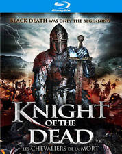 Knight of the Dead / Les Chevaliers de la Mort (Blu-ray Disc, 2014, Region A)