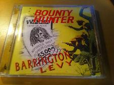 "Barrington Levy ""Bounty Hunter"" cd NM"