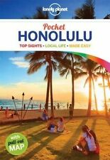 Lonely Planet Pocket Honolulu by Lonely Planet (English) Paperback Book Free Shi