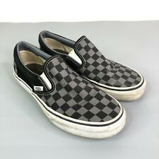 VANS 507452 Womens Girls Slip On Sneakers Trainers Flats Shoes Size UK 4 36.5
