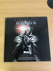 Blade  Laserdisc LD