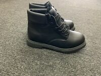 BULL RUN MEN'S BOOT ALL BLACK