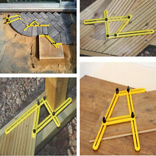 Home Angle-izer Multi-Angle Ruler Template Tool Tile Floor Measuring Instrument