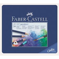 WOW 24 Faber-Castell Aquarell-stift bunt Farbstift Wasservermalbarer