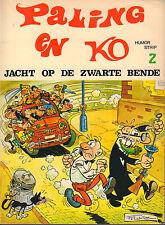PALING EN KO 02 - JACHT OP DE ZWARTE BENDE - F. Ibanez