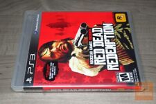 Red Dead Redemption 1st Print (PlayStation 3, PS3 2010) FACTORY SEALED! - RARE!