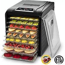 Deshidratador De Alimentos Carnes Frutas Con Control Digital De Temperatura