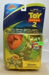 Toy Story 2 - Buzz Lightyear Of Star Command - Booster