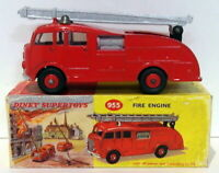 Vintage Dinky 955 - Fire Engine - Red