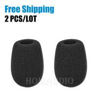 Windscreen Microphone Sponge Foam Windshield Pop Filter For Neumann KM184 KM185