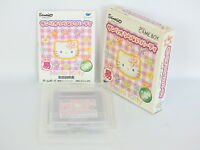 SANRIO URANAI PARTY HELLO KITTY Ref/ccc Game Boy Nintendo Japan Game gb