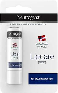 Neutrogena Norwegian Formula Balms Lip Skin Care 4.8g