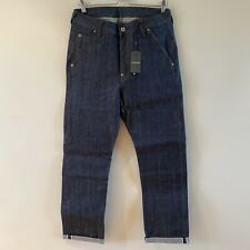 G-star selvedge jeans faeroes 25 years red list 30/32