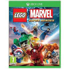 LEGO MARVEL superhéros VIDEO GAME POUR XBOX ONE consoles de jeux NOUVEAU scellé