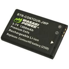 Wasabi Power Battery for Contour 2350, C010410K and ContourHD, ContourGPS,