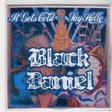 (FL72) It Gets Cold / Say Hello, Black Daniel - DJ CD