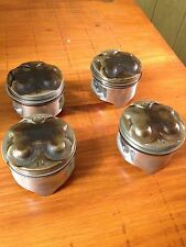 Set of 4 - Honda Piston STD Piston, 13101-MJ8-010, VF500 84-86