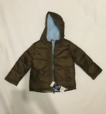 M&S Water Repellent Fabric Coat For Kids Size 2-3 years