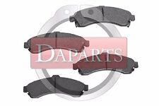 CD882 Front Ceramic Brake Pads For Chevrolet Trailblazer 2002 To 2005 New