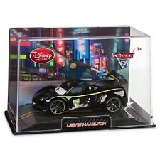 MIB Disney Pixar Cars 2 LEWIS HAMILTON Diecast with Collector's Case