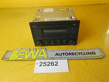 Autorradio/CD VW Fox rcd-200 5z0035152 nº 25262