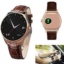 Women Smart Wrist Bluetooth Watch For Android Samsung Galaxy Note 5 4 3 N9000