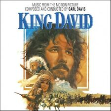 King David - 2 x CD Complete Score - Limited 1000 - Carl Davies