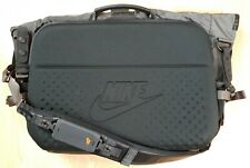 Nike 3 Way Courier Commuter Laptop Messenger Bag Mens Water Resistant Canvas...