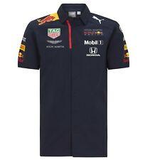 Red Bull Racing F1 2020 Men's Team Shirt Navy