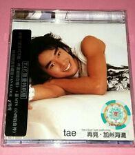 TAE 唐宸禹 TANG CHEN YU:BYE BYE.CALIFORNIA 再见.加州海滩[限量特别版](2000/MADE IN SIN)CD+VCD